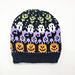 Halloween Knit Hat pattern