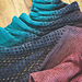 Emy Sideways Shawl pattern