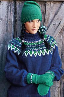 norweger pullover damen 36 anleitung