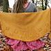 Oakenshield shawl pattern