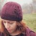Lonely oak hat pattern
