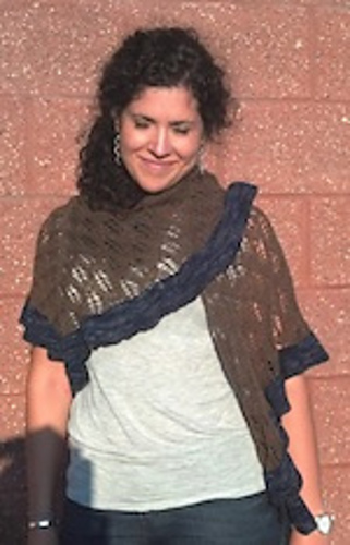 Prairie Grass Shawl by Judy M. Ellis, Handiwords Ltd LLC !!}