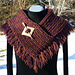 Cowl on the Fringe pattern