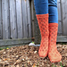 Fall Vibes Socks pattern