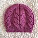 Hat Ashlee pattern