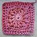 Sunny Granny Square pattern