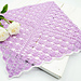 Square lace doily pattern