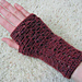 Trios Fingerless Gloves pattern