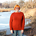 Remy Pullover pattern