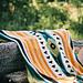 Arizona Afghan pattern