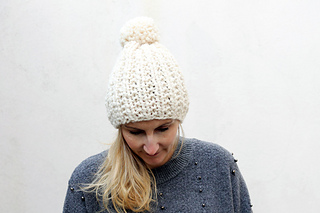 Ravelry: Ribbed Fisherman Hat pattern by Louise Bollanos