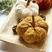 Cinnamon Cable Knit Pumpkins pattern