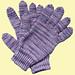 I-Cord Gloves pattern