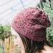 Violet Cap pattern