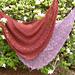 Winnie's Lace Shawlette pattern