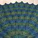 Peacock Shawl pattern