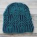 Peacock Hat pattern
