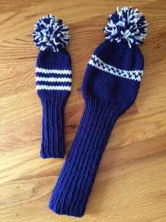Ravelry Golf Club Covers Pattern By Cindy Craig