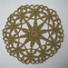 Cosmos doily pattern