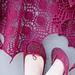 Dew Drops Shawl pattern