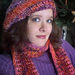Super-simple fast and easy chunky hand-knit beret! pattern