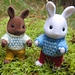 Spotty Jumpers for Sylvanian Families & Calico Critters pattern