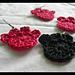 Paw Print Earrings pattern