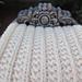 Mom's Bench Lap Blanket pattern