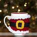 """Santa Baby"" Mug Cozy pattern"