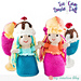 Ice Cream Sundae Doll pattern