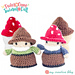 Pocket Gnome Toadstool Doll pattern
