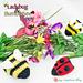Ladybug & Bumblebee Flippy pattern