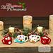 Christmas Mug Ornaments pattern