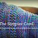 the sampler cowl pattern