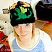 Dragon Patterned Knit Hat pattern