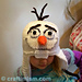 Olaf Knit Hat pattern