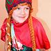 Frozen inspired Anna hat pattern