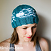 Swimming Bacteria Knit Hat pattern