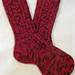 Celtic Braid Socks #157 pattern