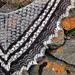 Icelandic Spring Shawl pattern