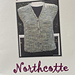Northcotte a classic knitted vest pattern