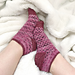 Strawberry Short Socks pattern