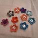 Easy Peasy Crochet Flowers pattern