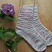 Balcony Bliss Socks pattern