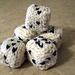 Knitted Dice pattern