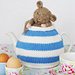 Cornish Dormouse Tea Cozy pattern
