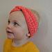 Cliffrose Headband pattern