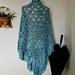 April Showers Shawl pattern
