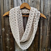 Rustic Lace Scarf pattern
