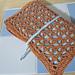 X. Crochet Hook Case pattern